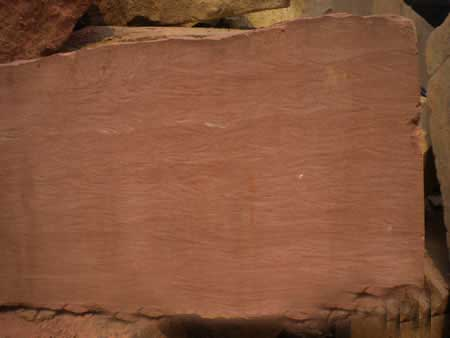 dark red sandstone-1